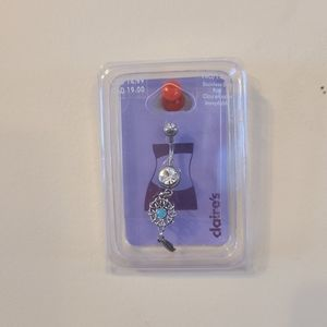 NWT Dreamcatcher Navel Piercing